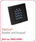 eXprox带键盘光电读卡器(石墨黑)